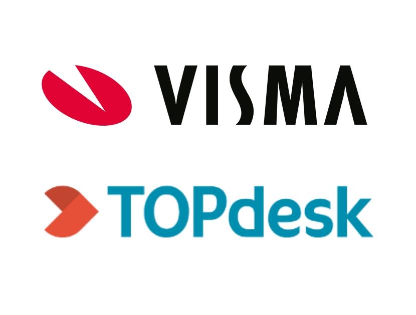 Visma & Topdesk logo