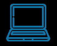 Produkter - IT-arbetsplat som tjänst med standard-paketet med en dator som klarar kontorsarbete